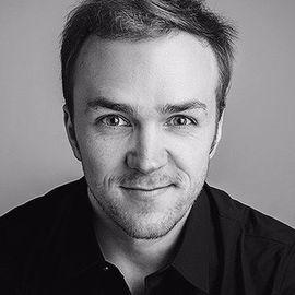 Florian Simmendinger Headshot
