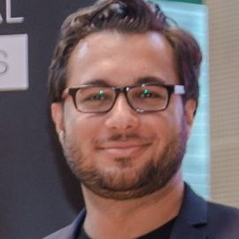 Mohammad Danesh Headshot