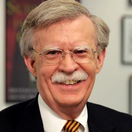 John Bolton Headshot