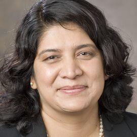 Suchitra Krishnan-Sarin Headshot