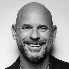 Guy Laliberté Headshot