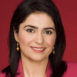 Parisa Khosravi Headshot