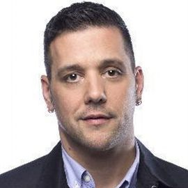 George Stroumboulopoulos Headshot