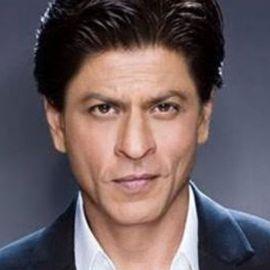 Shah Rukh Khan Headshot