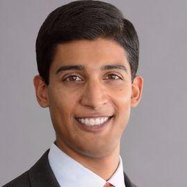 Varun Sivaram Headshot