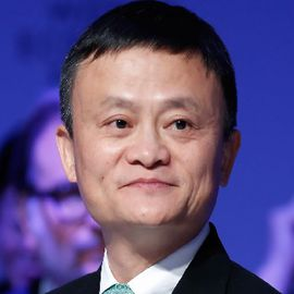 Jack Ma Headshot