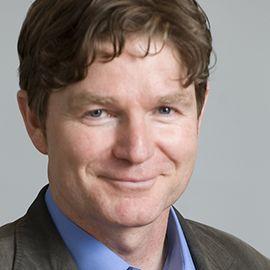 John Kelly, PhD Headshot