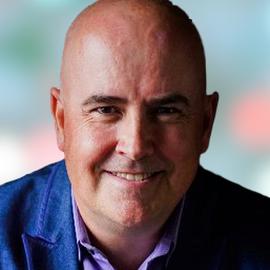 Steve Brown Headshot