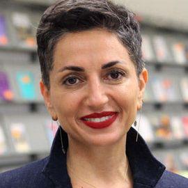 Lina Abirafeh Headshot