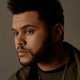 The Weeknd Headshot