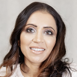 Dr. Amy Shah Headshot