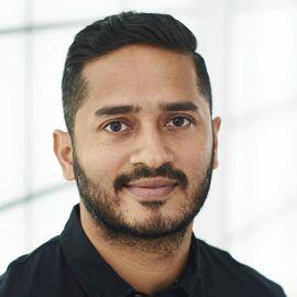 Mayur Gupta Headshot