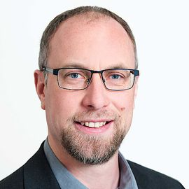 Mark Coeckelbergh Headshot