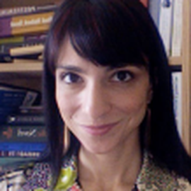 Neda Atanasoski Headshot