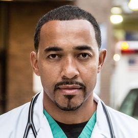 Sampson Davis, M.D. Headshot