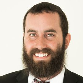 Rabbi Pinchas Taylor Headshot