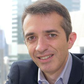 Hervé Duteil Headshot