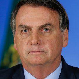 Jair Bolsonaro Headshot