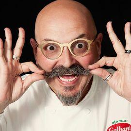 Chef Massimo Capra Headshot