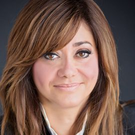 Shirin Behzadi Headshot
