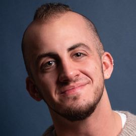Calvin Kasulke Headshot