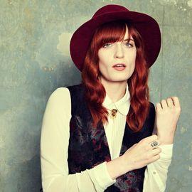 Florence And The Machine Headshot