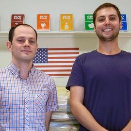 Jourdan Samel & Ari Sherman Headshot