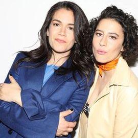 Abbi Jacobson & Ilana Glazer (Broad City) Headshot