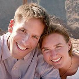 Daniel Noll and Audrey Scott Headshot
